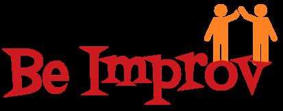 Be Improv Logo