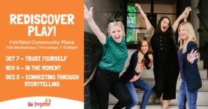 Fairfield Workshop Series (more info soon!) @ Fairfield Community Place | Victoria | British Columbia | Canada